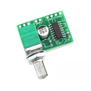 Mini Amplificador Digital PAM8403