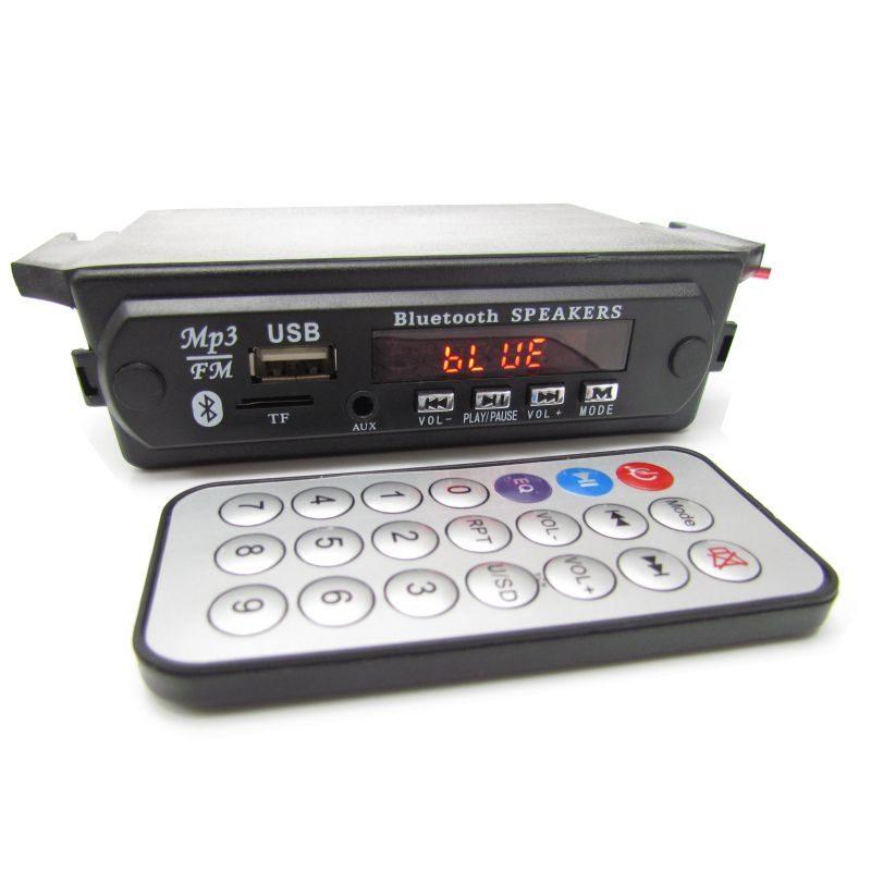 Interface USB SD Bluetooth